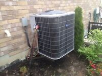 HVAC  AIR CONDITION  FURNACE REPAIRS  CERTIFIED  TECH 4167101995
