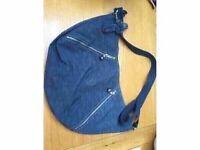 Kipling Moon Shape Shoulder/ Across Body Bag