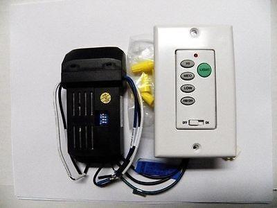Fan Mount Kit - Wall Mount Fan Remote Control Kit
