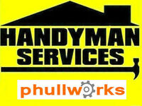 HANDYMAN SERVICES - ODD JOBS - TV BRACKET - IKEA FLAT PACK ASSEMBLY - CARPENTER - PAINTER - LONDON
