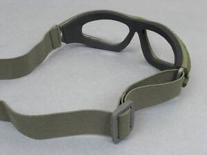 Zero Vision ZV-101BK-SM tactical goggles