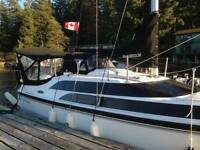 2005 MacGregor 26M with Modifications