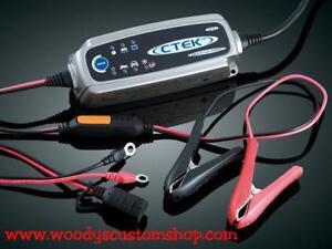 CTEK 3300 12 volt Battery Charger w/Cigarette Lighter Adapter 56-263 Power Port