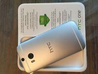 HTC One M8 32GB Silver/Argent - Unlocked - NEUF dans la boîte