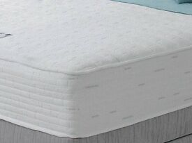 King Size Slumberland Memory Silver Seal Deluxe Mattress