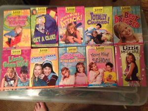 Lizzy McGuire books Kitchener / Waterloo Kitchener Area image 2