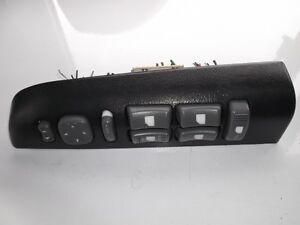 GM Jimmy Blazer 1998-2004 Window Mirror Panel Switch J12M8013