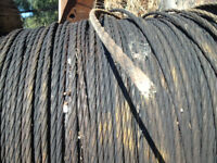 """Steel 1/2"""" Cable"""