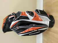 Tourtrek Stand Golf Bag  - used once - like-new
