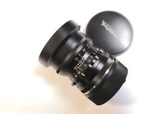 Voigtlander 50mm f/1,5 nokton leica M with box
