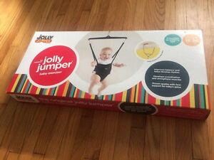 Jolly Jumper (Almost Brand New in Box)