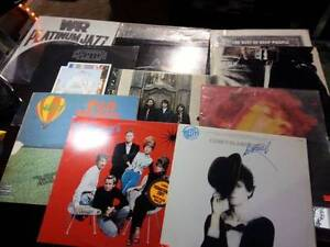 VINYL RECORD SALE Collectibles 50% off our new arrivals! $5 +up!