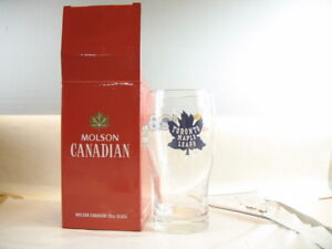 Molson Canadian 100th Anniversary Beer Bottles