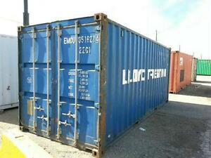 20' - 40' SEA STORAGE / SHIPPING CONTAINERS FOR SALE!! Belleville Belleville Area image 5