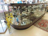Original T. Eaton Display Cabinets -On Sale - Cabinets Must Go!