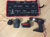 Set job mate drill 14.4V