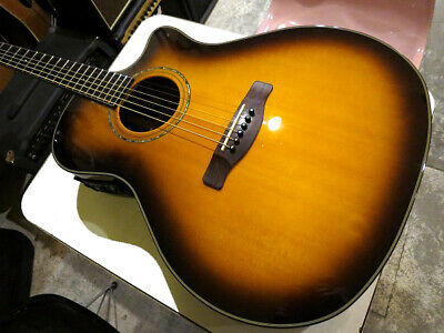 Fender Acoustics Fender GA-45SCE ATB JAPAN beautiful rare EMS F/S