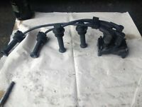 Ford Fiesta (02-08) COIL PACK leads ignition (breaking spares) fusion focus ka transit mk6 mk7