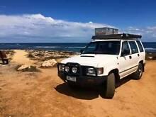1995 Holden Jackaroo Turbo Diesel 4x4 The Rocks Inner Sydney Preview