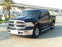2015 Dodge RAM LEFT HAND DRIVE SLT 4X4 BLACK AUTO All Terrain Petrol Automatic