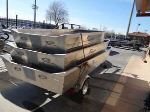 Brand New 2017 JON Aluminum Boats 10',12'-14'on Sale in Edmonton