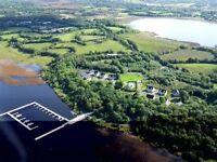 Boat Moorings on Upper Lough Erne - £50 per month!