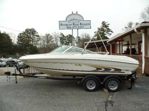 Used 2000 Sea Ray Boats Signature Select 190 Bowrider