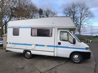 Peugeot Boxer Campervan Highwayman -5 Berth - Camper - MOT MAY 17 - 240V - EVERYTHING WORKS