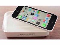 iPhone 5c 8gb with box