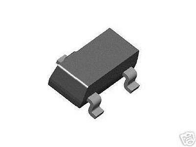 100pcs Bat54 Schottky Diodes Sot-23 Pkg. 30v 200ma