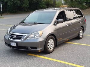 2010 Honda Odyssey EXL local no accidents only 143,000KM