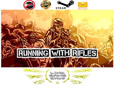Running with Rifles PC & Mac Digital STEAM KEY - Region Free (Free Running Pc)