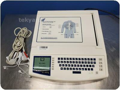 Mortara Eli 250 Rx Electrocardiograph Ekg Ecg Machine 261804