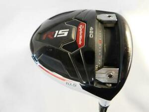 TaylorMade R15 Driver 10.5° Graphite X-Stiff Mens Right