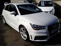 Audi A1 2.0TDI S Line SAT NAV