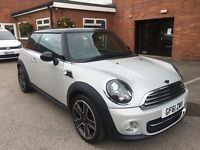 MINI HATCH COOPER SOHO (silver) 2011