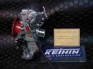 KEIHIN fcr 28 mm Horizontal ORIGINAL JAPAN SUDCO 28FCR-H 016.691