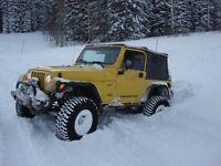 Pièces de Jeep