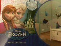 New Walltastic Frozen Wall Decal Kit
