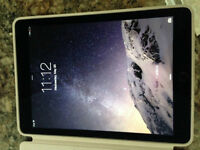 New iPad Air 2 (128GB) in amazing condition (w/protective case)