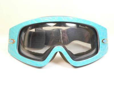 Very rare Vintage Dior goggles VERBAL From JAPAn Free shipping