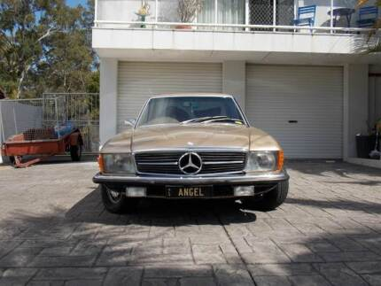 1974 Mercedes-Benz 450 Coupe Nerang Gold Coast West Preview