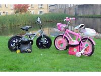 Brand New children bike with All Accessories