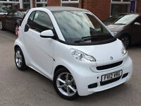 smart FORTWO COUPE PULSE MHD (white) 2012