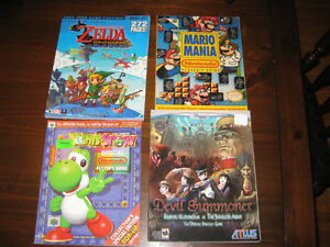 Video Game Guides (for NES, SNES, N64, GameCube, and more) Cambridge Kitchener Area image 4
