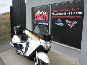 2014 Victory Vision Tour - Pearl White