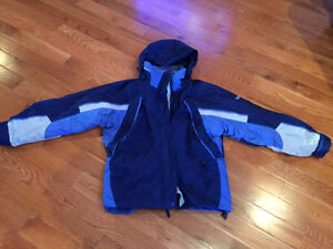 Ladies winter coat size large