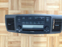 OEM 04 05 06 07 08 TOYOTA COROLLA RADIO STEREO CD PLAYER RECEIVE