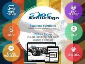 Professional Web Designer and Business Solutions specialists