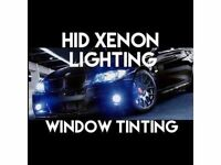 Window Tinting, Xenon Hid Lights, Xenon Repairs, Angel Eyes, Vinyl Wrapping, East London,Forest Gate